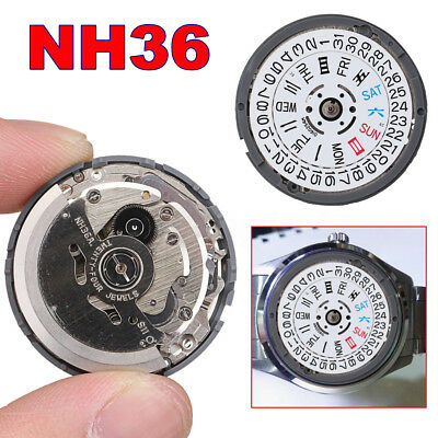 High Accuracy Japan Vintage Mechanical Watch Movement Automatic Wristwatch NH36