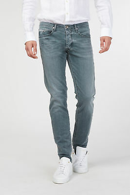 GAS MITCH 0105 Pantaloni 5 tasche in denim jeans stretch Uomo