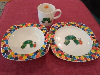 Fascinating Hungry Caterpillar Plate Set Gallery - Best Image Engine . & Amusing Very Hungry Caterpillar Bowl Set Photos - Best Image Engine ...