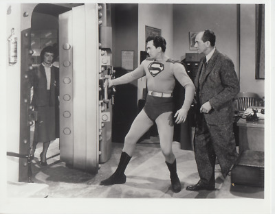 "Scene from ""Superman"" Vintage Movie Still"
