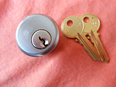 ILCO SOLID BRASS YALE Mortise cylinder for Adams Rite Kawneer Storefront locks