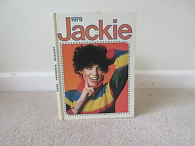 Jackie Annual 1978 -Unclipped