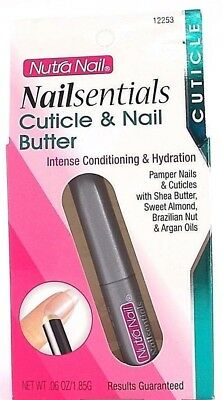 Nutra Nail Nailsentials Cuticle & Nail Butter Condition 1.5g - Boxed