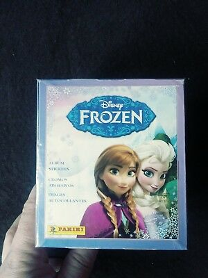Panini Frozen Stickers