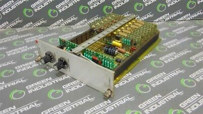 USED Reliance Electric 0-51865-1 CLDB Spindle Drive Current Loop Driver Card