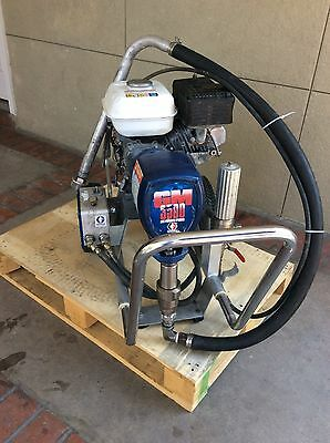 Graco GM 3500 gas Airless Paint Sprayer