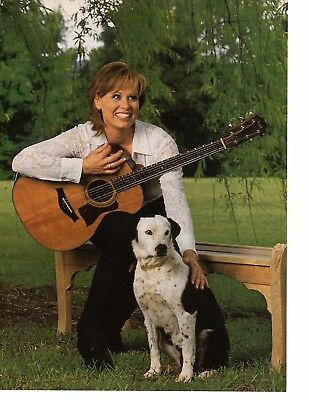 Suzy Bogguss 4 Page 1996 Magazine Article Clipping 5 Pictures