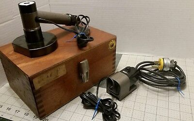System 3R Centering  Centerscope Microscope with Power Supply, ISOMA I-017-E