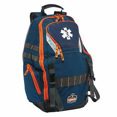 Ergodyne Arsenal 5244 First Responder EMT EMS Supply Backpack, Blue