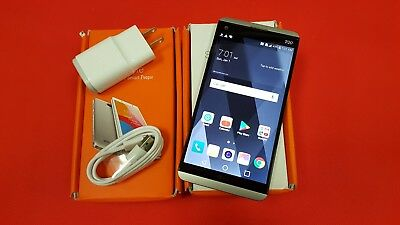 EXCELLENT INBOX LG V20 - H910 - 64GB Silver GSM Global Unlocked (AT&T)  OEM  EXTS