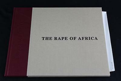 The Rape of Africa David LaChapelle Limited Edition Numbered & Signed by Artist!