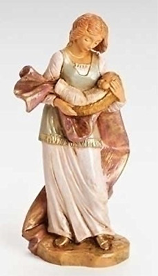 Fontanini by Roman Alexandra 54067 Nativity Figurine, 5-Inch