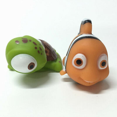 Simba Disney Pixar Goldfish&Turtle WaterSquirters Baby Toddler Bath Toy Xmas Gif