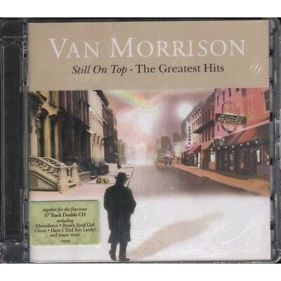 Van Morrison CD Still On Top The Greatest Hits The Exile Sealed 0602517474833