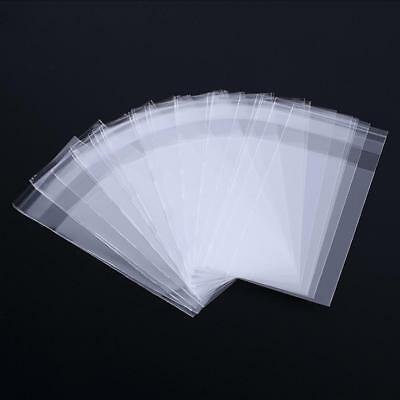100X Transparent Stamp Protective Bag Sleeve Banknote Protection Bag Collection