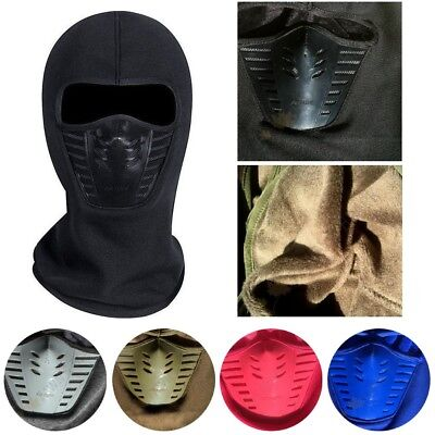 Motorcycle Cycling Full Face Mask Balaclava Ski Outdoor Winter Thermal Windproof