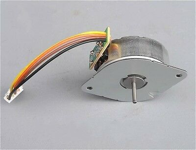 1pcs 5V 2-phase 4-wire 7.5 ° step angle 35 stepper motor for NMB