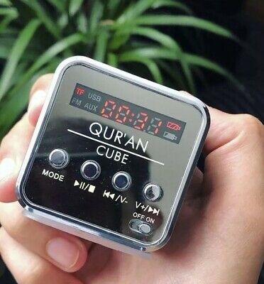 Quran Cube Mini Full Quran By Sheikh Sudais *Updated*Official Stockist* Eid Gift