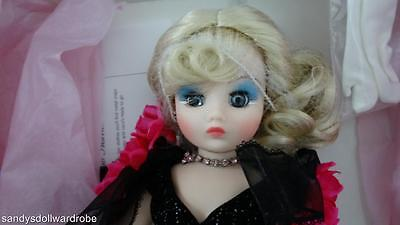"1998 Madame Alexander 17"" Coco Belle Epoque 22400 Cissy Mib Beautiful"