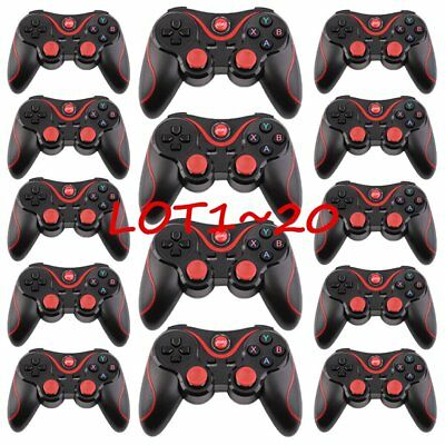 LOT20 T3 Bluetooth 4.0 Wireless Gamepad Controller Joystick For Android Phone PC