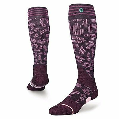 Stance 2017 Queen Womens BackCountry Snow Snowboard Ski Sock S Small