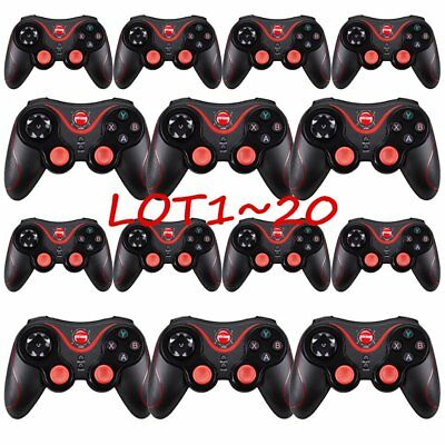 LOT Wireless Bluetooth Gamepad Remote Controller Joystick For Android iPhone AS