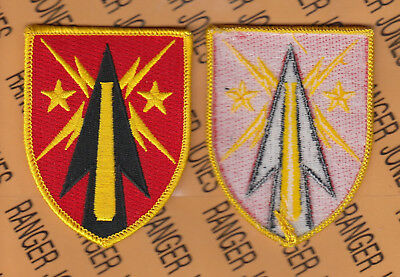 US Army Fires Center of Excellence Field Artillery ADA FA Dress uniform patch