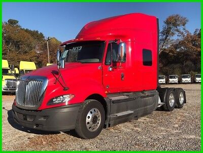 2014 International Prostar+ *Low Miles 354,277* 10 Speed, Single Bunk