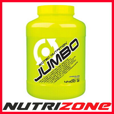 f86d943f8 SCITEC NUTRITION JUMBO Whey Protein Mass Gainer 5kg + Creatine 300g DPD  NEXT DAY