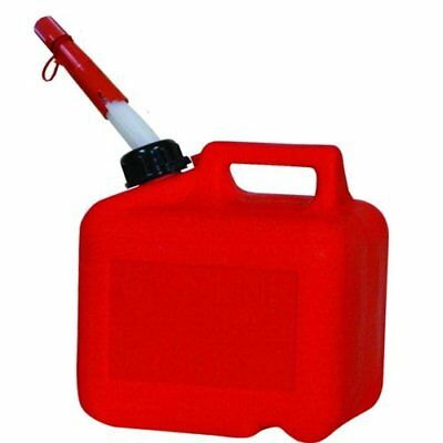 Midwest Can 2300-6PK Gas Can - 2 Gallon Capacity Pack of 6