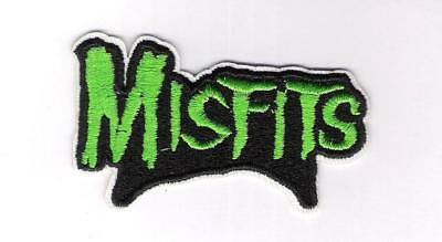 small patch embroidered / petit écusson thermocollant Misfits