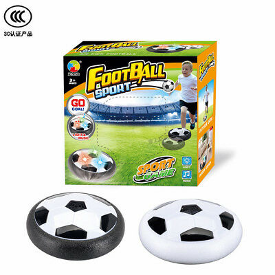 Air Power Soccer with Music - Indoor Football Toy for Kids Sport Training