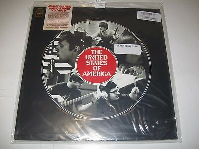 THE UNITED STATES OF AMERICA self-titled VINYL LP clear vinyl BLACK FRIDAY 2017
