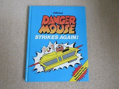DANGER MOUSE STRIKES AGAIN -annual 1983  -Very Good Condition