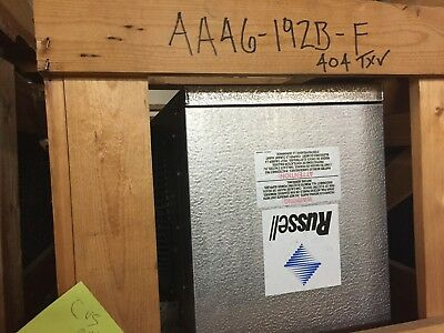 Overstock Russell evaporator AA46-192-B-F w/txv r404a 19200BTU 460/1 air defrost