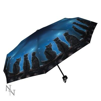 NEW Cat Design Umbrella from LISA PARKER WISH UPON A STAR