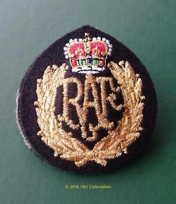 Royal Air Force Cap Badge (Eb)