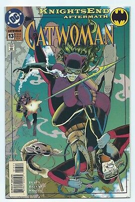 "Catwoman #13 - ""KnightsEnd Aftermath"" - Batman - VF - DC Comics - 1994"