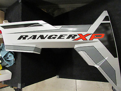 OEM Polaris Right Silver Gray Outer Panel Door Ranger XP 900 2015