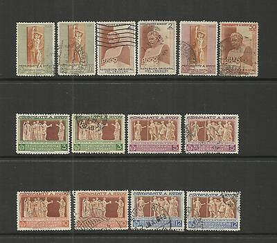 Uruguay~ 1948 Monument J. E. Rodo ~ Writer (Used Set)