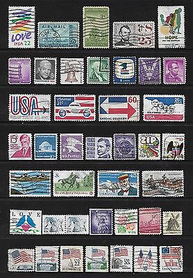 USA - mixed collection No.33