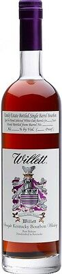 Willett 15 YO Family Estate Single Barrel Bourbon Whiskey 750ml Cask Strength