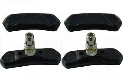 2 Pairs of BMX Brake Pads Cantilever (Canti) Threaded Post or V Brake. Choices