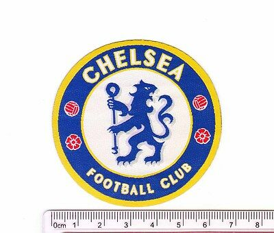 England Chelsea soccer football club iron-on embroidered patch emblem badges