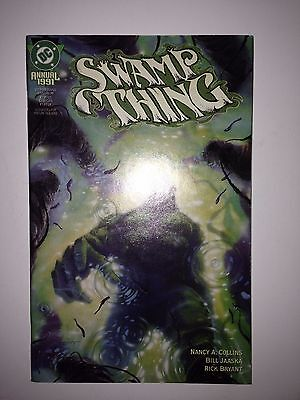 Swamp Thing Annual  #6 VF/NM (1991) double size issue