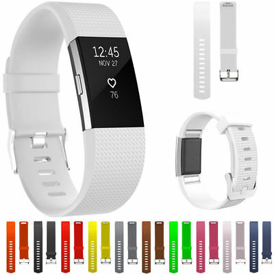 For Fitbit Charge 2 Soft Replacement Band Watch Bands Strap Bracelet Wrist Band