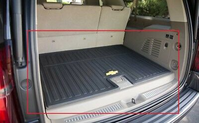 For Chevrolet Suburban All Weather Cargo Area Trunk Liner Mat GM OES 22823335