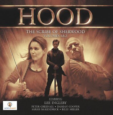 Hood - The Scribe Of Sherwood Volumes 1 and 2 [CD] Sent Sameday*