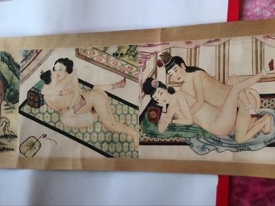 ancient calligraphy and painting art collections paintings sex education 230cm A