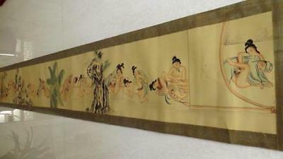 ancient calligraphy and painting art collections paintings sex education 230cm